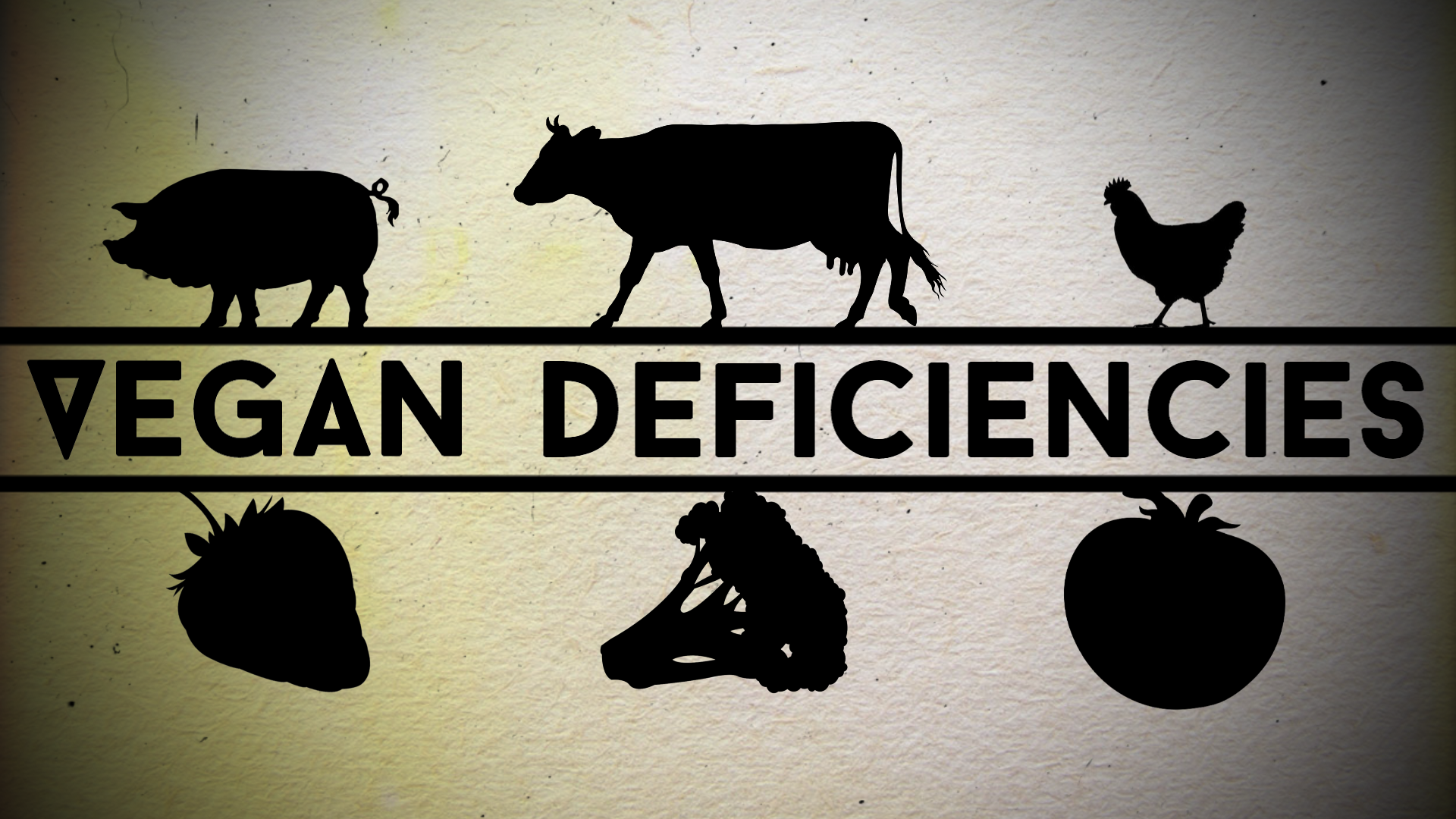 Vegan Deficiencies? | the SCIENCE EXPLAINED!